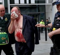 Man stabbed in knife attack at UK Home Office in London