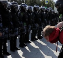 Moscow braces for more weekend protests despite police detentions