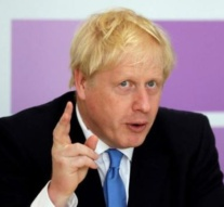 UKPM Boris Johnson plans to spend $3 billion to create another 10,000 spaces in prisons