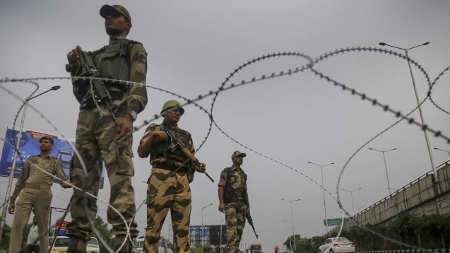 Kashmir curfew eased for Eid al-Adha, queues at stores and ATMs