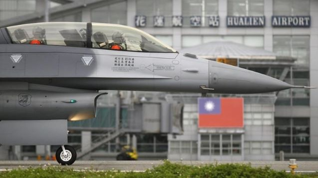 US approves $8bn sale of 66 F-16 fighters to Taiwan