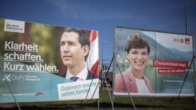Austria votes in snap elections after video sting scandal