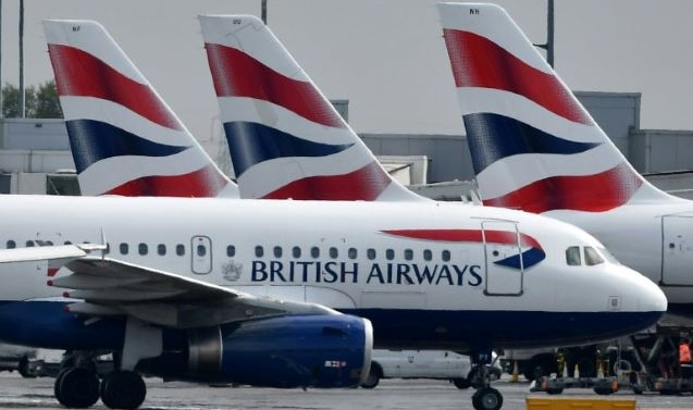 Nearly all British Airways flights from UK cancelled over strike