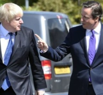 David Cameron: Boris Johnson backed Leave to 'help career'