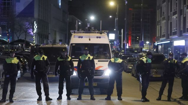 Several people shot in Dutch city of Dordrecht, mayor describes incident as 'very serious'