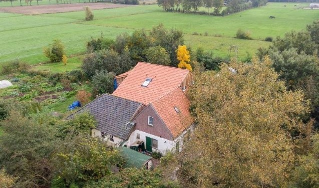 Austrian man held after Dutch police find six people at isolated farmhouse