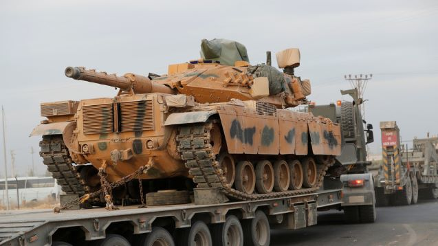Germany halts arms exports to Turkey following offensive in Syria – Foreign Minister