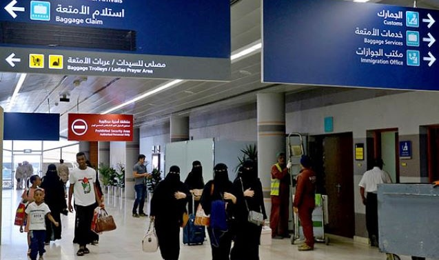 Woman missing from home can't travel alone in Saudi Arabia