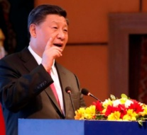 China's Xi warns attempts to divide China will end in 'shattered bones'