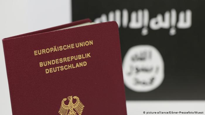 Germany arrests citizen accused of Islamic State membership upon return home