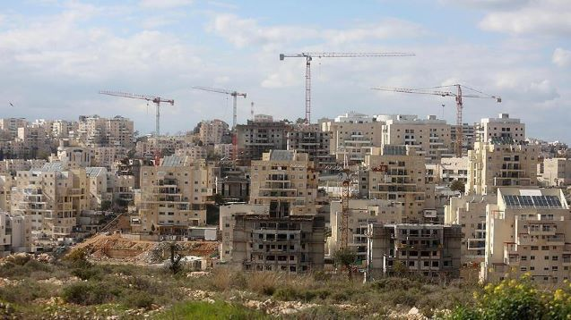 EU calls on Israel to end illegal homes in West Bank