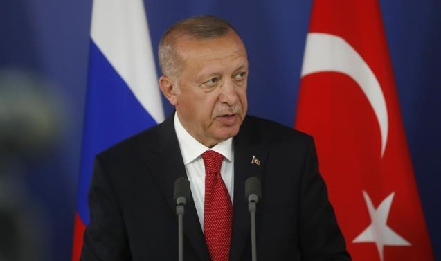 Erdogan threatens to 'open the gates' to Europe for migrants