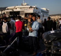Greek parliament passes a controversial new asylum law