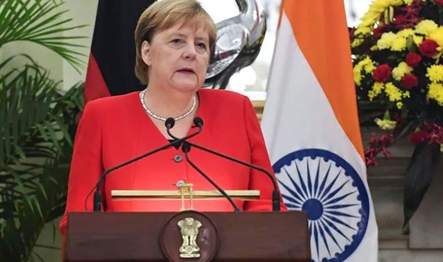 Kashmir Situation 'Not Sustainable', Needs To Change: Merkel
