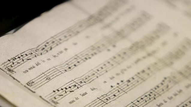 Early Mozart manuscript to go on sale in Paris