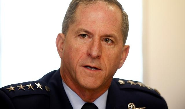 U.S. Air Force Chief of Staff hopeful Gulf crisis will end soon