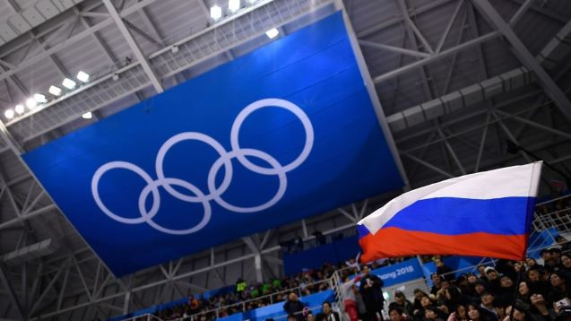Russia banned from major sporting events for 4 years