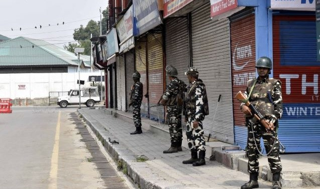 Congressional Bill Urges India To 'Reverse Course In Kashmir'