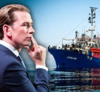 "Sea rescuers call (Austrian Future Chancellor) Kurz as ""Baby Hitler"""