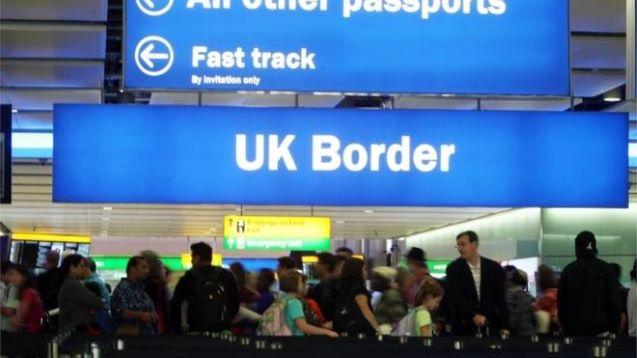 Brexit: There will be no automatic deportation for EU citizens – No 10