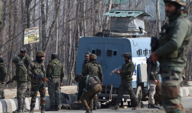 2 Militants, CRPF Personnel Killed In Gunfight On Srinagar Outskirts