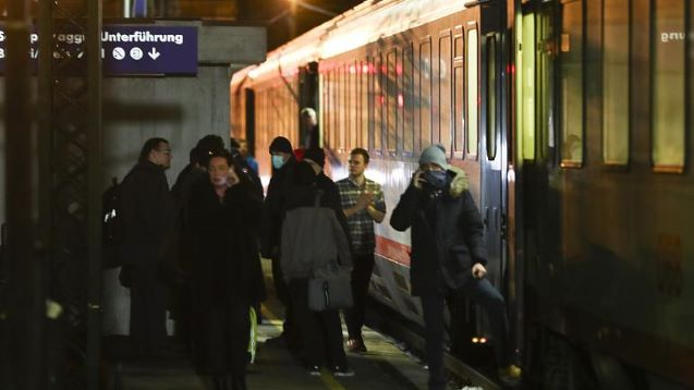 Austria suspends train traffic to and from Italy over coronavirus