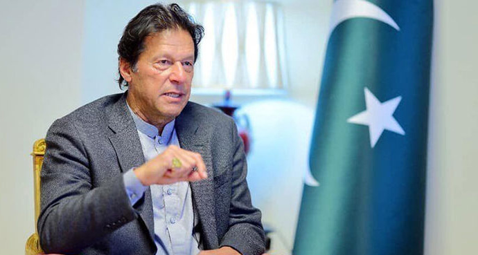 Anyone targeting minorities in Pakistan would be dealt with strictly: Imran Khan