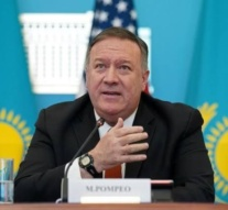Pompeo urges Kazakhstan to press China over Uighurs
