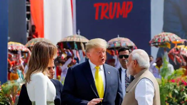 Donald Trump Announces $3 Billion Defence Deal With India