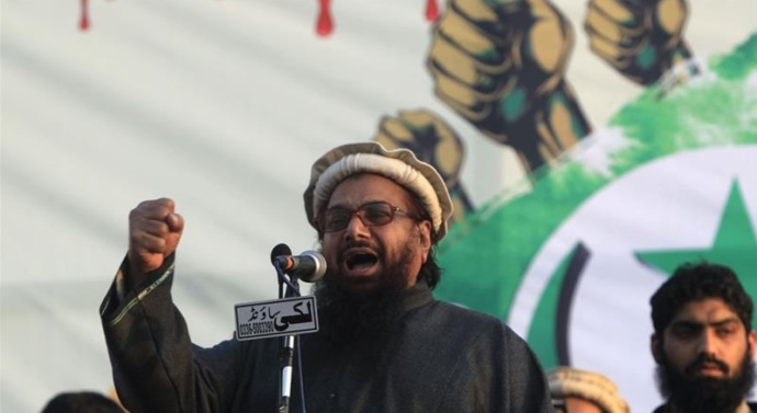 Hafiz Saeed Gets 5 Years In Jail In Terror Financing Cases