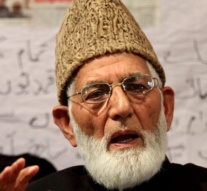Syed Ali Geelani's wish sends security agencies in Kashmir Valley into a tizzy