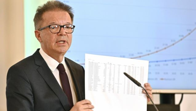 """Austrian health minister: We """"are far from where we have to go"""""""