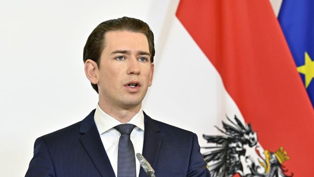 Austria plans to massively expand coronavirus testing in coming days – Kurz