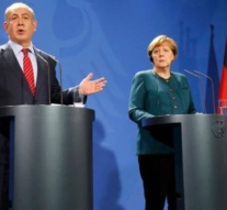Germany's Angela Merkel claimed to have rejected Israeli demand for medical supply