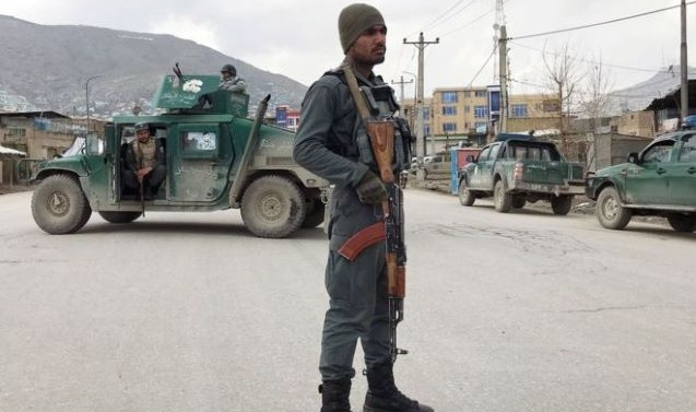 Militants storm Sikh temple in Afghan Capital