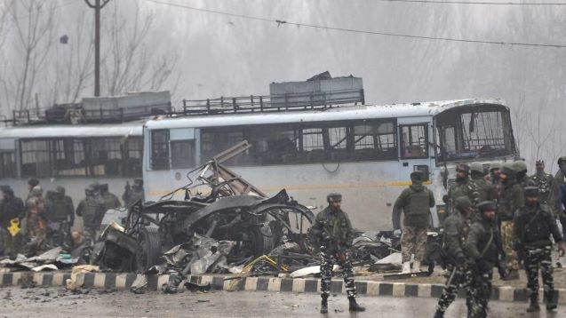 'Teenage bomb maker' bought IED supplies off AMAZON for Pulwama terror attack that killed 40 & nearly triggered India-Pakistan war