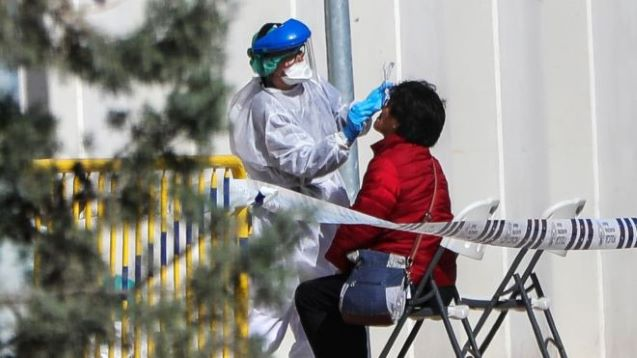 Spain records highest one-day death toll for second day in a row