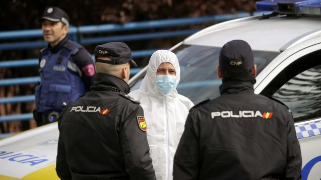 Spain overtakes China virus toll with 3,434 deaths – government