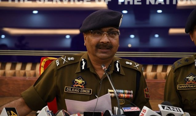 Use New Technology To Neutralize Militants: DGP Tells Officers