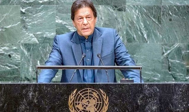 Pakistan's PM rushes back to UNSC over Kashmir, this time over domicile law