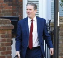 Keir Starmer elected new leader of UK's Labour Party