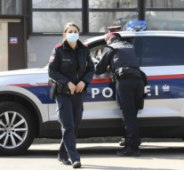Austria: Oral protection as mask, Bank robber shots customer seriously injured