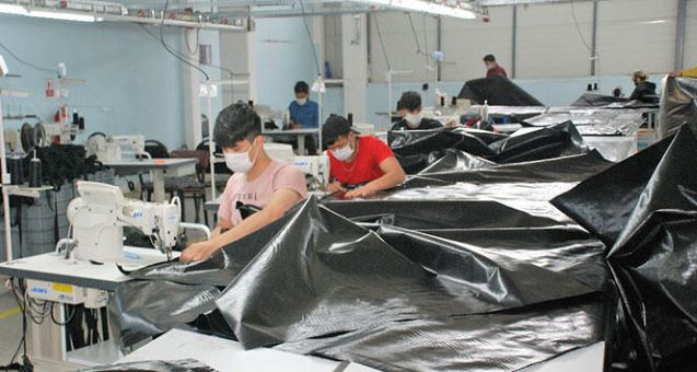 Turkish local firm to send 1 mln body bags to Europe
