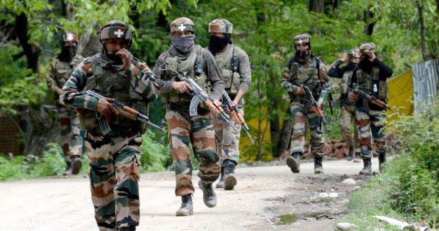 Kashmir: Colonel, Major Among 5 Security Personnel Killed in Encounter