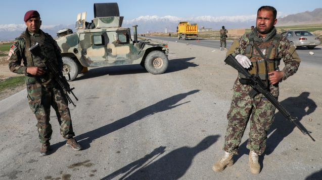 Ceasefire holds despite Afghan forces' skirmishes with Taliban – Kabul