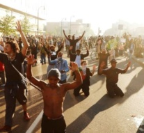 America: Protesters say violent riots the only way to get George Floyd justice