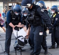 More than 130 detained after protests against coronavirus restrictions in Germany
