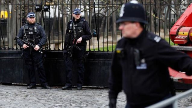 Latest UK 'terrorism' legislation criticised by rights groups