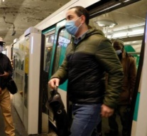 Passengers packed onto Paris Metro train spark outrage as Covid-19 restrictions eased