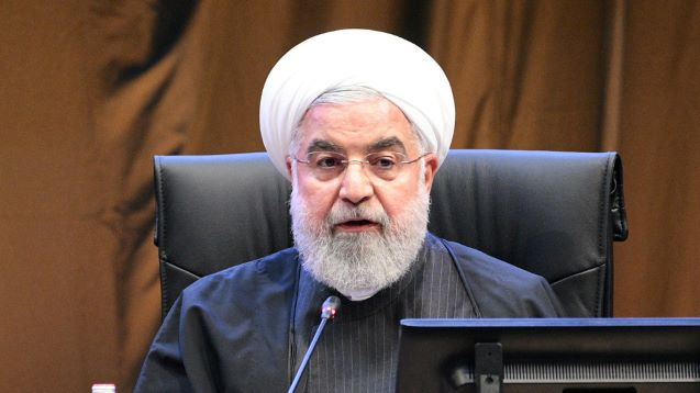 Iran's Rouhani orders state bodies to implement law on 'Countering Israel': Reports
